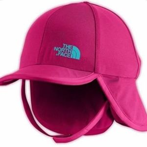 NWT North Face Baby Sun Buster Hat Pink